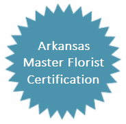 Arkansas Master Florist Certification