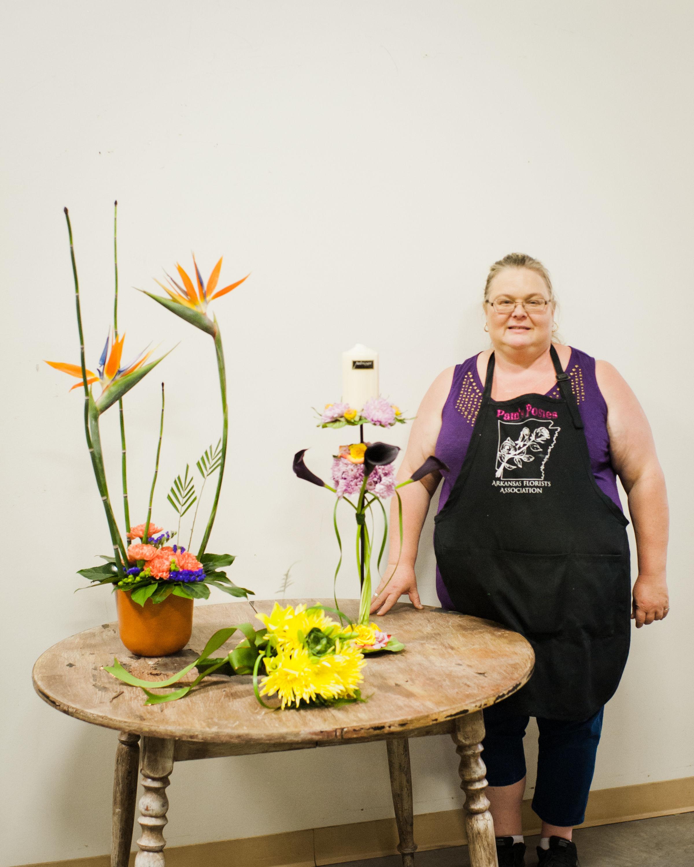 Pam McMillan AMF