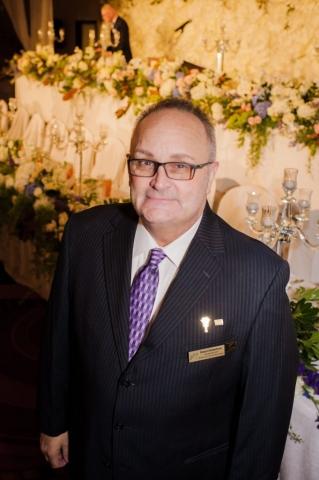 Robert Robertson AIFD, CFD, AMF