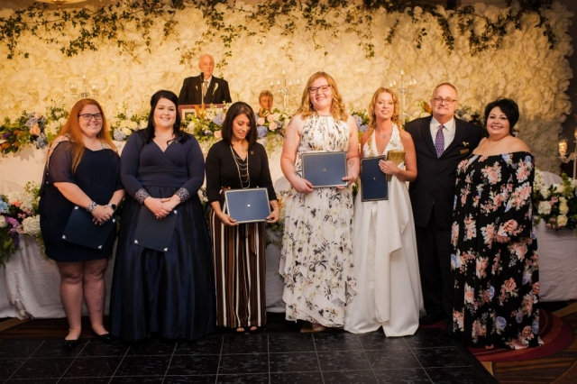 2019 Arkansas Master Florist graduating class